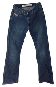 Diesel Vintage Boot Cut Jeans-Medium Wash