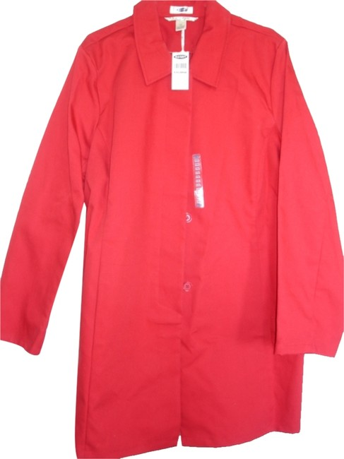 Preload https://img-static.tradesy.com/item/1587815/old-navy-red-long-length-button-down-front-cotton-coat-jacket-xxl-trench-coat-size-22-plus-2x-0-0-650-650.jpg