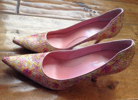 Via Spiga Pink Pumps