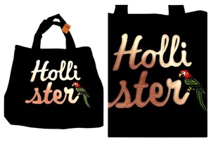 Hollister Tote in Navy Blue