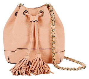 Rebecca Minkoff Bucket Leather Cross Body Bag