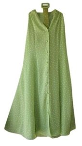 lime green Maxi Dress by Coldwater Creek