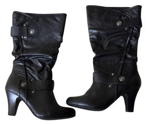 a.n.a. a new approach Black Boots