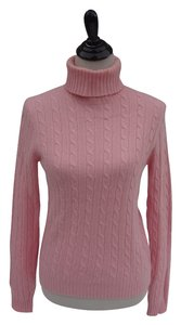 J.Crew Angora Cashmere Turtleneck Sweater