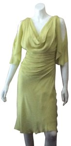 Catherine Malandrino short dress Light green on Tradesy
