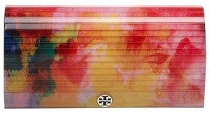 Tory Burch Rayna Louis Vuitton Multi-Color Clutch