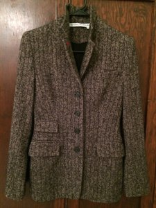 JC de Castelbajac Tailored Made In Italy tweed Jacket