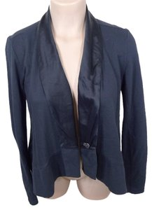 Juicy Couture Blazer Open Front black Jacket