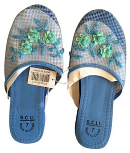 Other New Item With Tags blue Flats