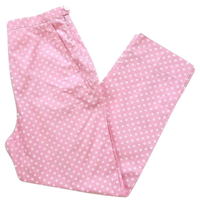 Bernardo Polka Dot France Pants Image 0