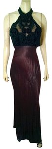 Bari Jay Long Size 8 Dress