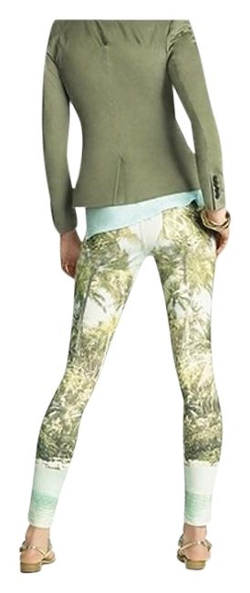 Preload https://img-static.tradesy.com/item/15884623/hue-green-multi-color-tropical-sleek-ponte-leggings-size-12-l-32-33-0-1-650-650.jpg
