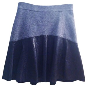 Club Monaco Skirt Grey