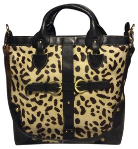 Michael Rome Satchel in Black
