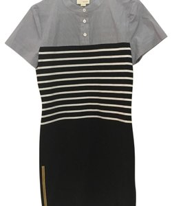 Band of Outsiders short dress Navy and stripe on Tradesy