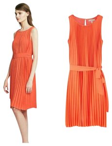 Banana Republic Pleated 4 Dress