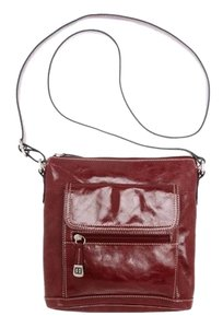 Giani Bernini Purse Leather Cross Body Bag