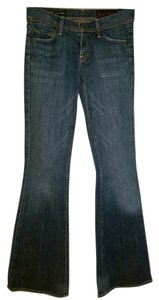 Citizens of Humanity Classic Style Exclusive Flare Leg Jeans-Medium Wash