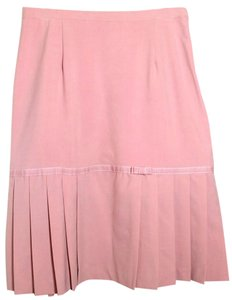 Michele Day Night Made In Usa Skirt Pink