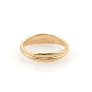 Tiffany & Co. Tiffany,Co.,18k,Rose,Gold,Double,Wave,Band,Ring,,
