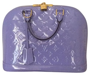 Louis Vuitton Satchel in Lilas