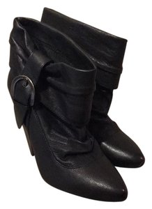 Jessica Simpson Black leather Boots