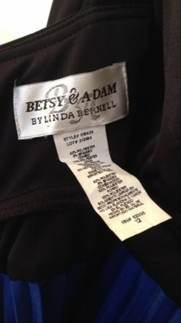 Betsy & Adam Gown Dress