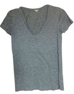 J.Crew T Shirt heather grey
