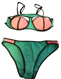 Other 2 piece Bikini Color Block