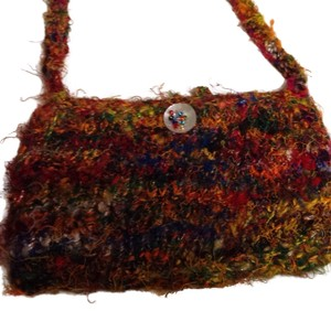 Handmade Shoulder Bag