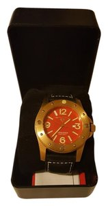 Swiss Legend swiss legend Men's Conqueror Red Dial Rose