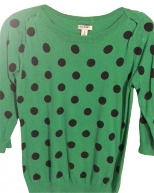 Old Navy Polka Dots Polka Dot Sweater