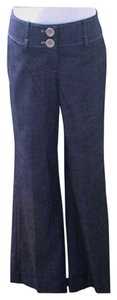 Ann Taylor LOFT Boot Cut Pants Blue