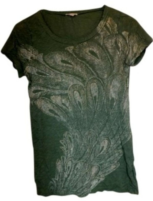 Preload https://item5.tradesy.com/images/jcrew-fatigue-green-and-gold-tee-shirt-size-4-s-158919-0-0.jpg?width=400&height=650