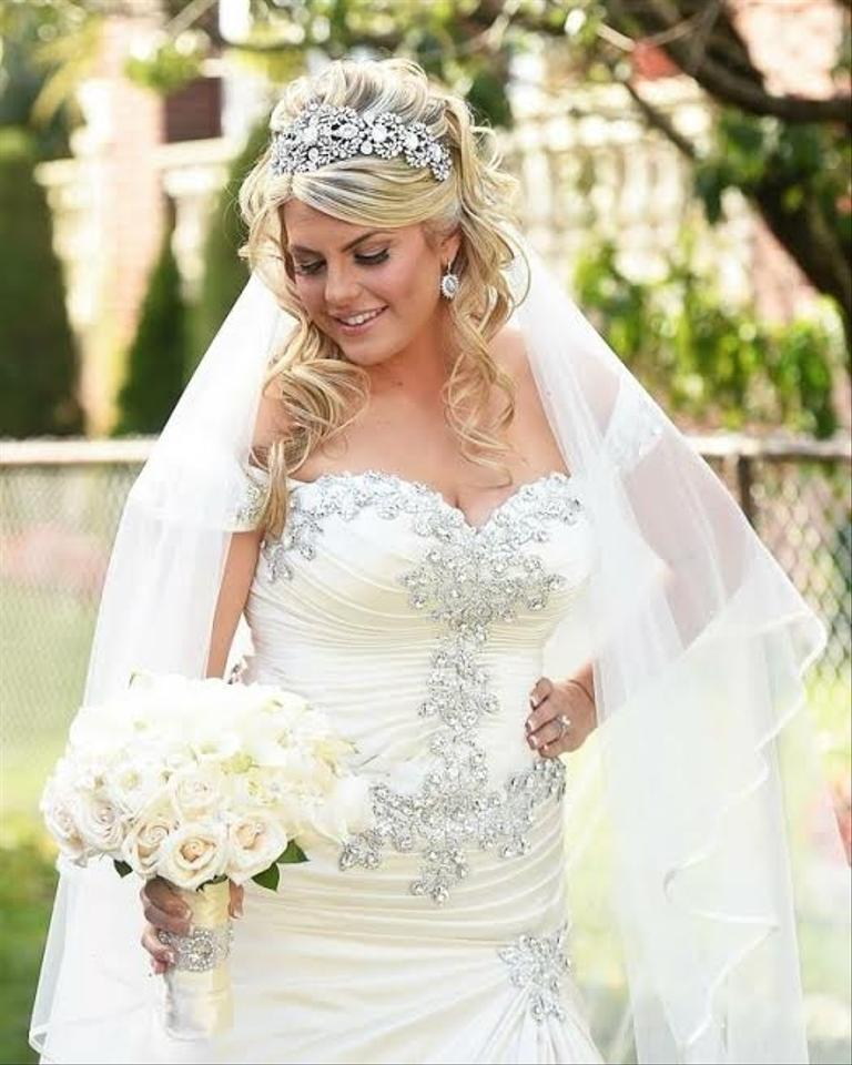 Trumpet Style Wedding Gowns: Pnina Tornai Trumpet Style Wedding Dress On Sale, 46% Off