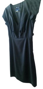 J.Crew V-neck Cap Sleeve Fully Lined Dress