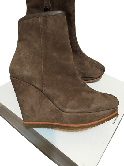 Isola Taupe Boots
