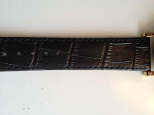 Urban Outfitters Initial Leather Watch