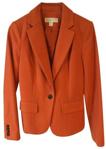 Michael Kors Burnt Orange Blazer