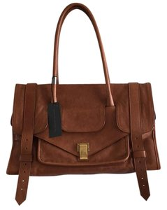 Proenza Schouler Ps1 Keep All Tote in Saddle (Brown)