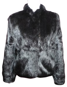 Classic Fur Rabbit Fur Coat