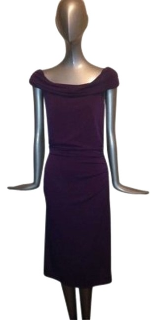 Preload https://img-static.tradesy.com/item/158938/laundry-by-shelli-segal-purple-jersey-rouched-knee-length-night-out-dress-size-8-m-0-0-650-650.jpg