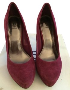 Bakers Fuchsia Pumps