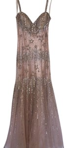 Jovani Evening Wear Long Prom Studded Dress