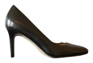 Cole Haan 3.5 Inch Heel Black Pumps