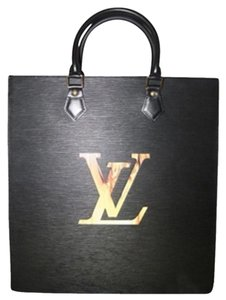Louis Vuitton Sac Fusion Sac Fusion Fire Led Satchel in Black