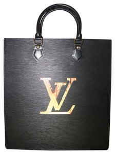 Louis Vuitton Sac Fusion Sac Fusion Fire Satchel in Black