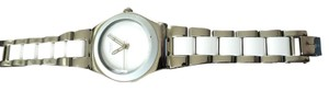 Swatch Swatch silver/white watch