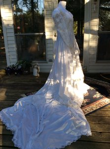 Alfred Angelo Formal Wedding Wedding Dress