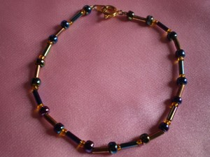 Other Seed & bugle bead bracelet
